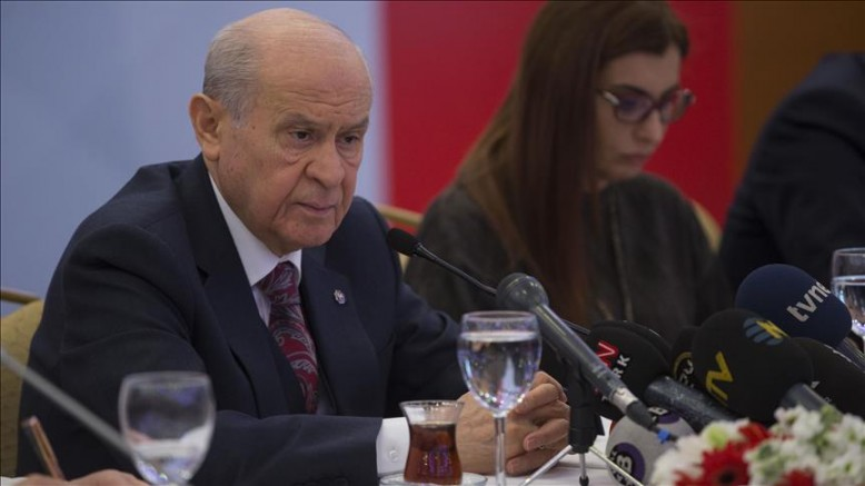 Turkey: Opposition MHP to back Erdogan's reelection
