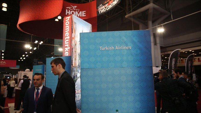 Turkish Airlines sponsors major travel show in New York